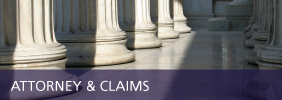 Attorneys & Claims